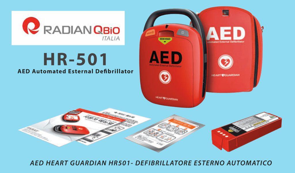 rivenditore defibrillatore
